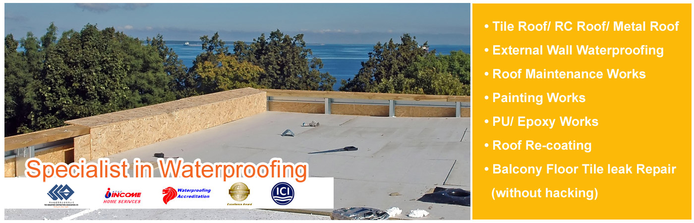 roofing specialist singapore